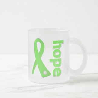 Lyme Disease Hope Ribbon Coffee Mug
