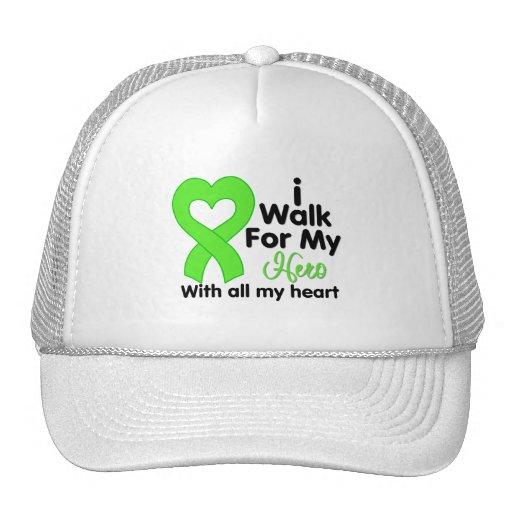 Lyme Disease I Walk For My Hero Hat
