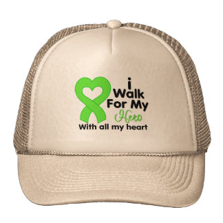 Lyme Disease I Walk For My Hero Hats