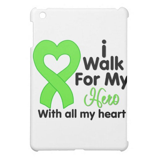Lyme Disease I Walk For My Hero Case For The iPad Mini