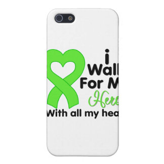 Lyme Disease I Walk For My Hero Case For iPhone 5