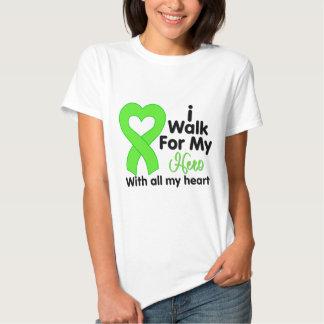 Lyme Disease I Walk For My Hero Tees