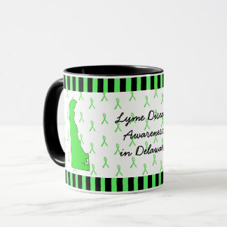 Lyme Disease in Delaware Coffee Mug