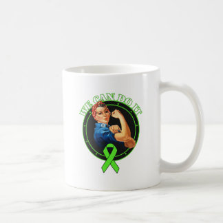 Lyme Disease - Rosie The Riveter - We Can Do It Mugs