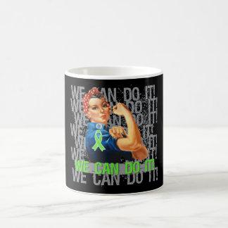Lyme Disease Rosie WE CAN DO IT Mug