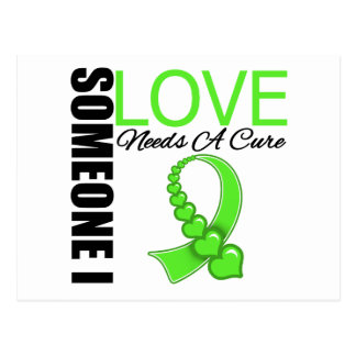 Lyme Disease Someone I Love Needs A Cure Postcard
