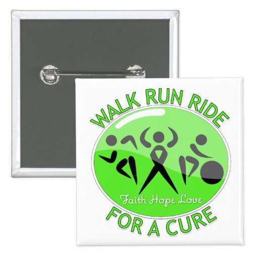 Lyme Disease Walk Run Ride For A Cure Pins
