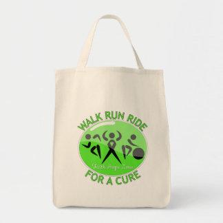 Lyme Disease Walk Run Ride For A Cure Tote Bag