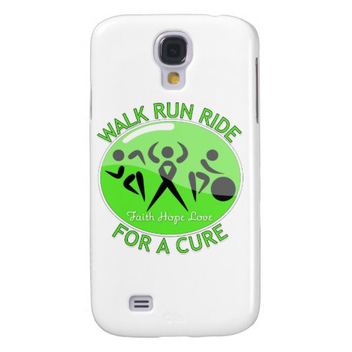 Lyme Disease Walk Run Ride For A Cure Galaxy S4 Covers