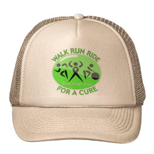 Lyme Disease Walk Run Ride For A Cure Hats