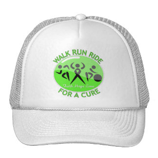 Lyme Disease Walk Run Ride For A Cure Mesh Hat