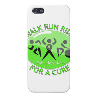 Lyme Disease Walk Run Ride For A Cure iPhone 5 Covers