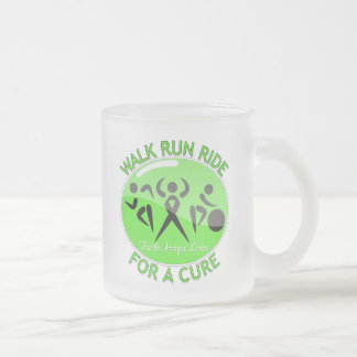 Lyme Disease Walk Run Ride For A Cure Coffee Mugs