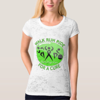 Lyme Disease Walk Run Ride For A Cure T-Shirt