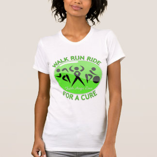 Lyme Disease Walk Run Ride For A Cure Tee Shirts