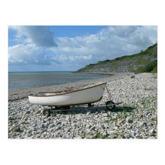 Lyme Regis Bay Post Card