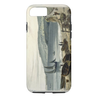 Lyme Regis, from Charmouth, Dorset, from 'A Voyage iPhone 7 Case