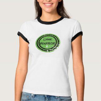 Lyme Warrior, Bite Back T-Shirt
