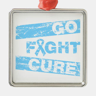 Lymphedema Go Fight Cure Ornaments