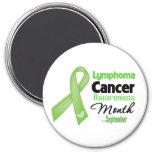 Lymphoma Cancer Awareness Month Refrigerator Magnets