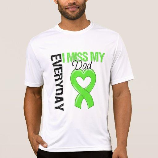 Lymphoma Everyday I Miss My Dad Shirt