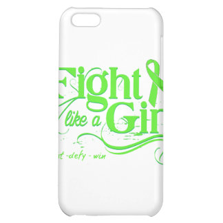 Lymphoma Fight Like A Girl Elegant Case For iPhone 5C