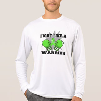 Lymphoma Fight Like a Warrior T Shirts
