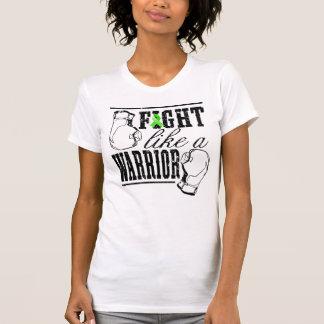 Lymphoma Fight Like a Warrior T-shirts