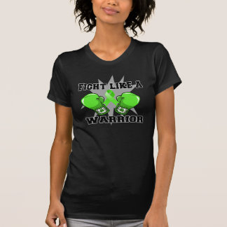 Lymphoma Fight Like a Warrior Tee Shirts