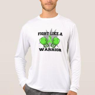 Lymphoma Fight Like a Warrior Shirts
