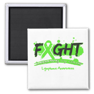 Lymphoma FIGHT Supporting My Cause Magnets
