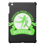 Lymphoma - Freedom From Cancer Survivor.png Case For The iPad Mini