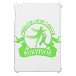 Lymphoma - Freedom From Cancer Survivor.png iPad Mini Covers