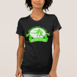 Lymphoma - Freedom From Cancer Survivor.png Tshirts