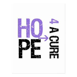 Lymphoma Hodgkin s HOPE FOR A CURE Post Cards