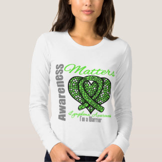 Lymphoma I am a Warrior Shirt
