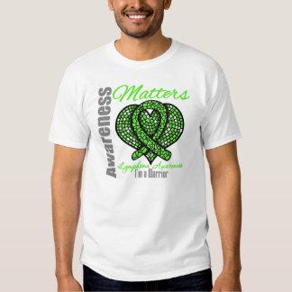Lymphoma I am a Warrior T-shirt