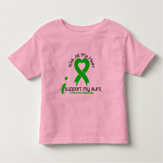 LYMPHOMA I Support My Aunt Shirts