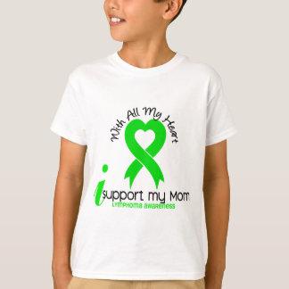 LYMPHOMA I Support My Mom Tee Shirts
