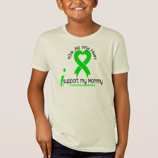 LYMPHOMA I Support My Mommy Shirts