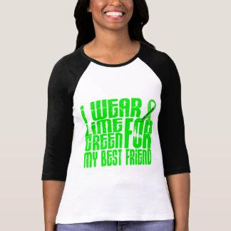 Lymphoma I WEAR LIME GREEN 16 Best Friend T-Shirt