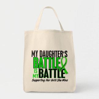 Lymphoma My Battle Too 1 Daughter Tote Bag