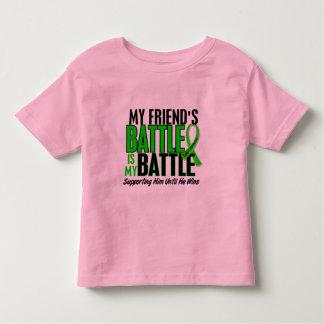 Lymphoma My Battle Too 1 Friend (Male) Tshirts
