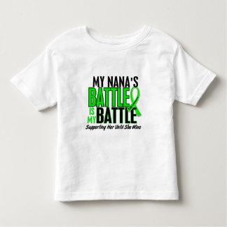 Lymphoma My Battle Too 1 Nana Tees