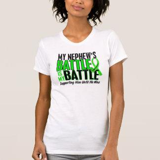 Lymphoma My Battle Too 1 Nephew Shirts