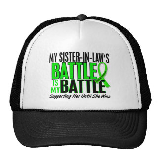 Lymphoma My Battle Too 1 Sister-In-Law Cap
