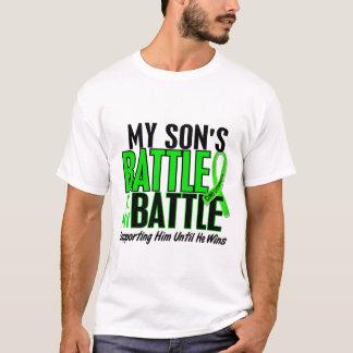 Lymphoma My Battle Too 1 Son T-Shirt