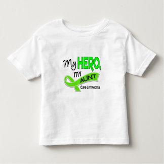 Lymphoma MY HERO MY AUNT 42 T-shirts