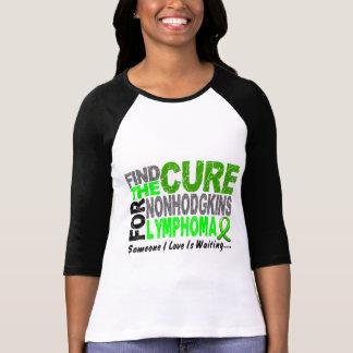 Lymphoma NonHodgkins FIND A CURE 1 Tees