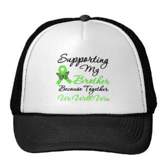 Lymphoma Support (Brother) Hat